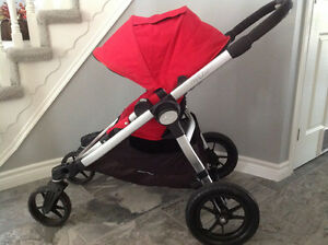 Stroller- Baby Jogger City Select (double/triple compatibility)
