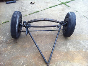 1940 Ford front suspension - excellent condition