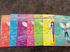 Rainbow Magic books, various titles