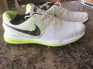 Nike Lunar control 3, size 9m golf shoes