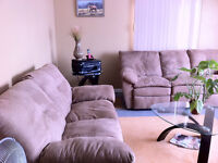 CLEAN FURNISHED ROOM $500 - 2 mins to downtown - Available NOW