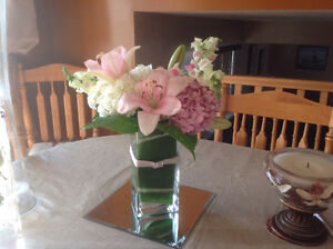 Vases for centre peices Kitchener / Waterloo Kitchener Area image 1