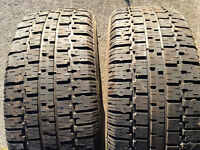 Winter Tires - BF Goodrich - 185 65R14