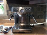 Machine à espresso Breville