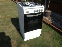 Montpellier Gas Oven with hob model: msg50w very good condition