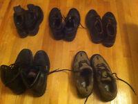Chaussure de securite differentes sizes pas cher just 15$