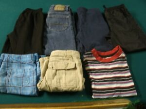 Boy's size 6/7 spring and summer clothes