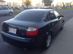 For Sale by owner_Audi A4 Sedan