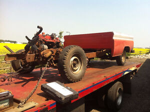 1960 to 1966 Chevrolet/GMC long box. 66 chassis and drive train