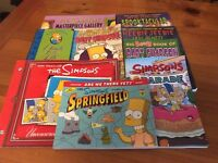 The Simpsons Books