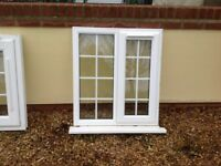 Small UPVC window. In perfect condition.