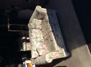 Two Love Seat Sofas for sale