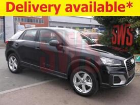 2018 Audi Q2 TFSi 1.0 116 PS DAMAGED ON DELIVERY