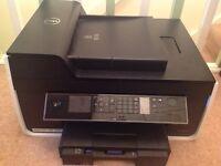Dell V725 All in OneColour Printer/Fax Machine, VGC. (Print Head Error, good for repair or spares)