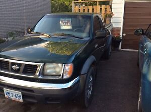 2000 Nissan truck for sale or trade