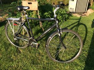 bicyclette garneau hybride haute qualité