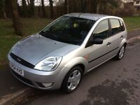2004 Ford Fiesta 1.4 Flame-66,000-12 months mot-2 owners-ideal first car-great value