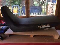 Yamaha Xt600e seat