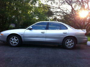 2000 Oldsmobile Intrigue Silver Edition Mint