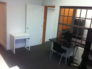 Double office in shared workspace: Stratford's 3rdRail Society Stratford Kitchener Area image 4