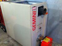 Kerr/Gemini hot air furnace