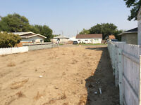 Large Residential Lot in TABER 50x120