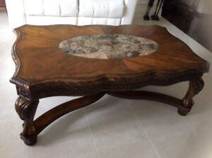 Tables de salon en bois massif