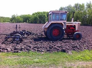 930 Case Comfort King Tractor