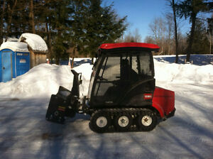 Sidewalk machines available for winter rent!