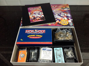 Monopoly Looney Tunes (limited collectors edition) board game Oakville / Halton Region Toronto (GTA) image 2