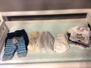 Baby preemie clothing
