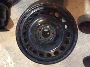 Winter Tire Rims