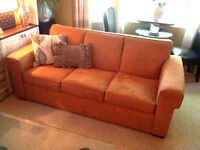 Moving Sale, sofa in excellent condition.