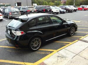 WTB 2012 Subaru WRX STi front bumper and RH Fender (Passenger)