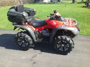 Why buy new... Honda Rincon for sale!