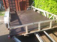 Plant trailer 3.5 ton