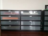 IKEA Hoppen chest of 8 drawers