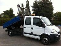 Vauxhall movano 2.5 cdti diesel 6 speed 2007 07 reg 10 months mot