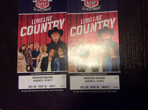 BIg Valley Jamboree Tickets with Camping Pass