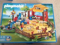 Playmobil 4851 children's zoo