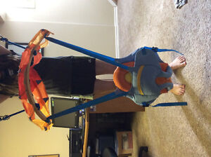 Umbrella Swing for Toddler or Special Needs Child.