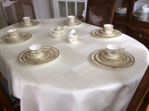 Ansley China - Henley Pattern