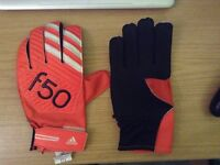 ADIDAS f50 Goalkeeper gloves