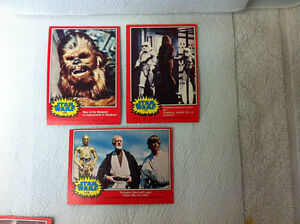 Star-Wars-Red-Series 1977 O-Pee-Chee -