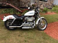 Harley 883 Sportster for sale.
