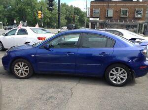 2008 Mazda3 Sport Automatique 4cylindres 2.0 litres economique