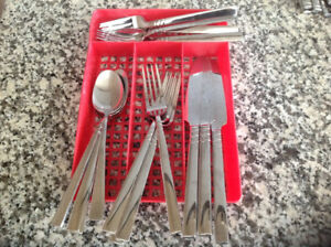 Cutlery set, 16 pc, CANVAS Atlas 18/10 Stainless Steel