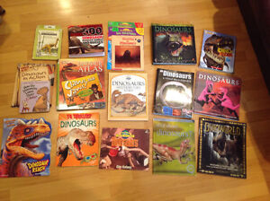 awesome Dinosaur book collection
