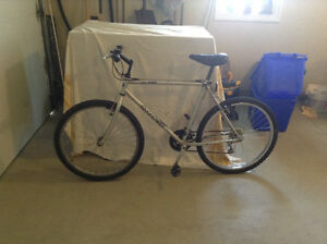 18 Speed Oxford Mountain Bike