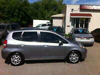 2007 Honda Fit lx Hatchback Safety and E.tested